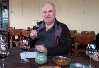 טעימת יין (צילום אביבה בר)
