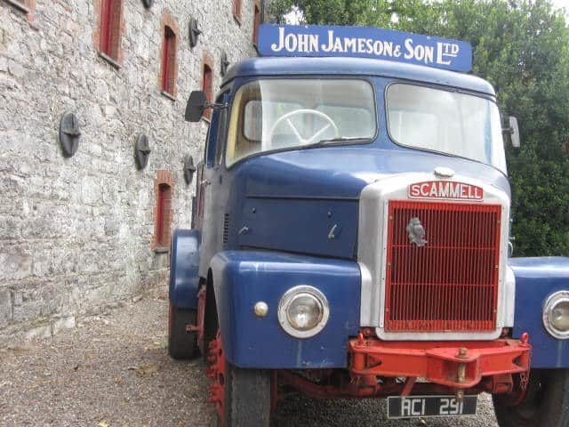 מרכז המבקרים של ג'יימסון (צילום דני בר)