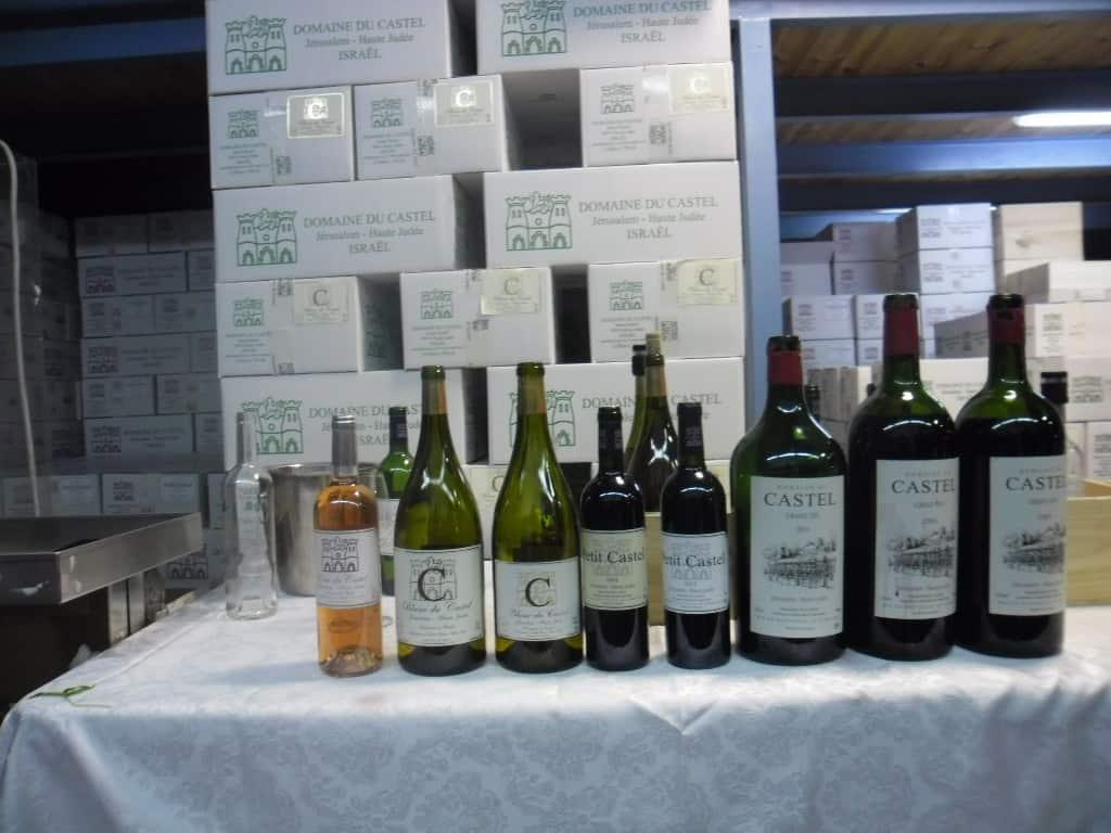 יינות קסטל (צילום דני בר)