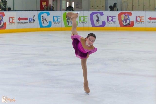 היכל הקרח אליפות ישראל 2014 (צילום: איליה קוגסוב)