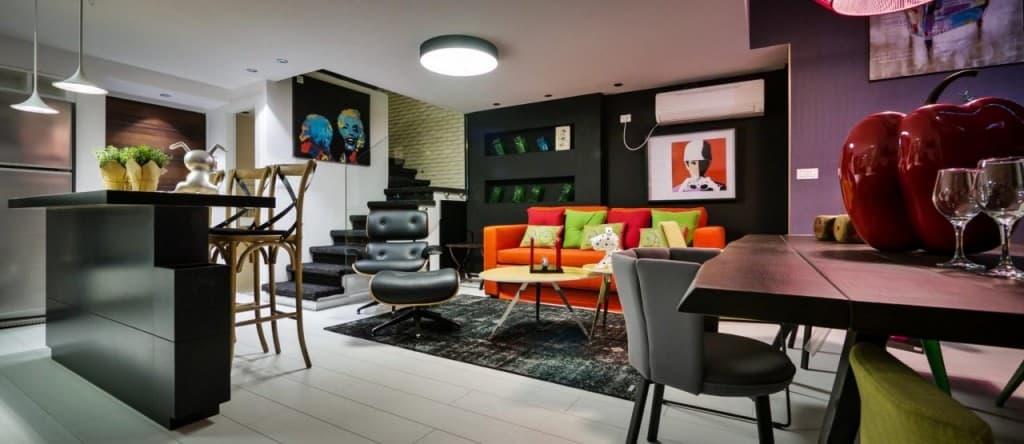 the 21floor - (הקומה ה-21) מלון סוויטות יוקרתי (צלום איתי סיקולסקי)