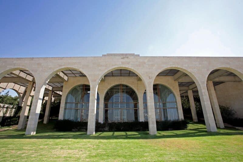 האוניברסיטה המורמונית בירושלים (צלם נתן דביר)