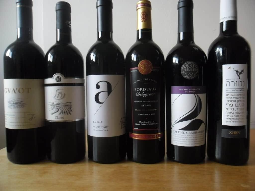 יינות לראש השנה (צילום דני בר)