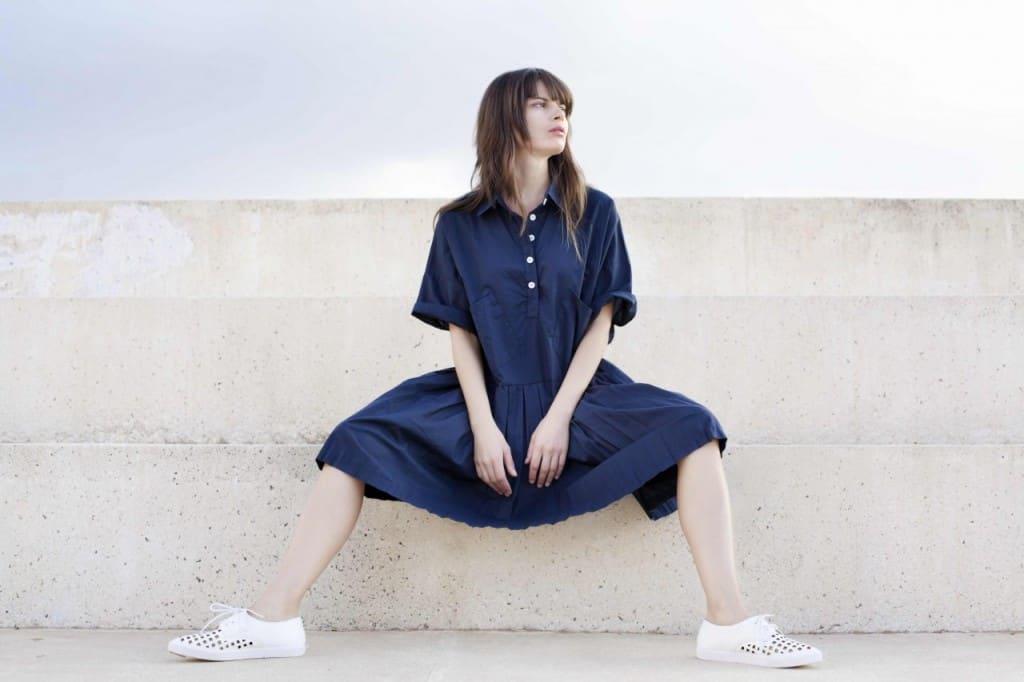 שמלה כיסים (צילום ענבל מרמרי)