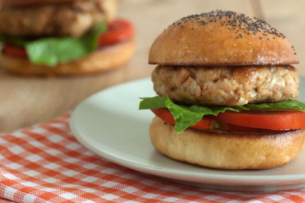 המבורגר טונה (צילום: ניר עצמון)