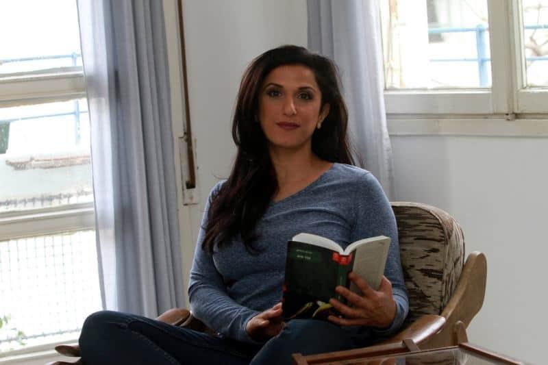 דורית רביניאן (צילום גיל כהן)