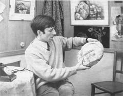 ליאונל פאולין ב-1969