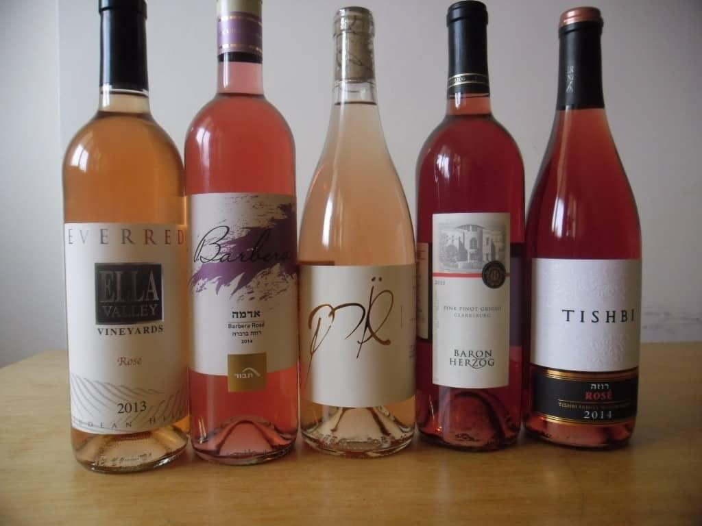 יינות רוזה (צילום דני בר)