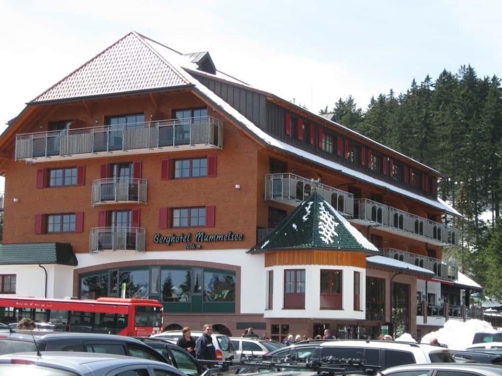 מלון על אם הדרך הנופית (צילום דני בר)