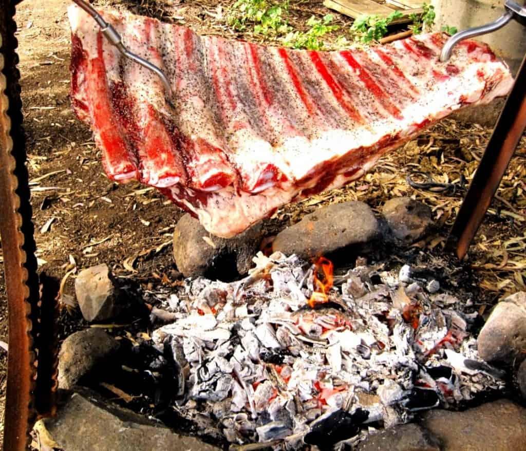 בשר על האש (צילום סטודיו דרור כהן)