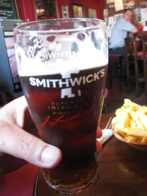 הבירה האירית שלי (צילום דני בר)