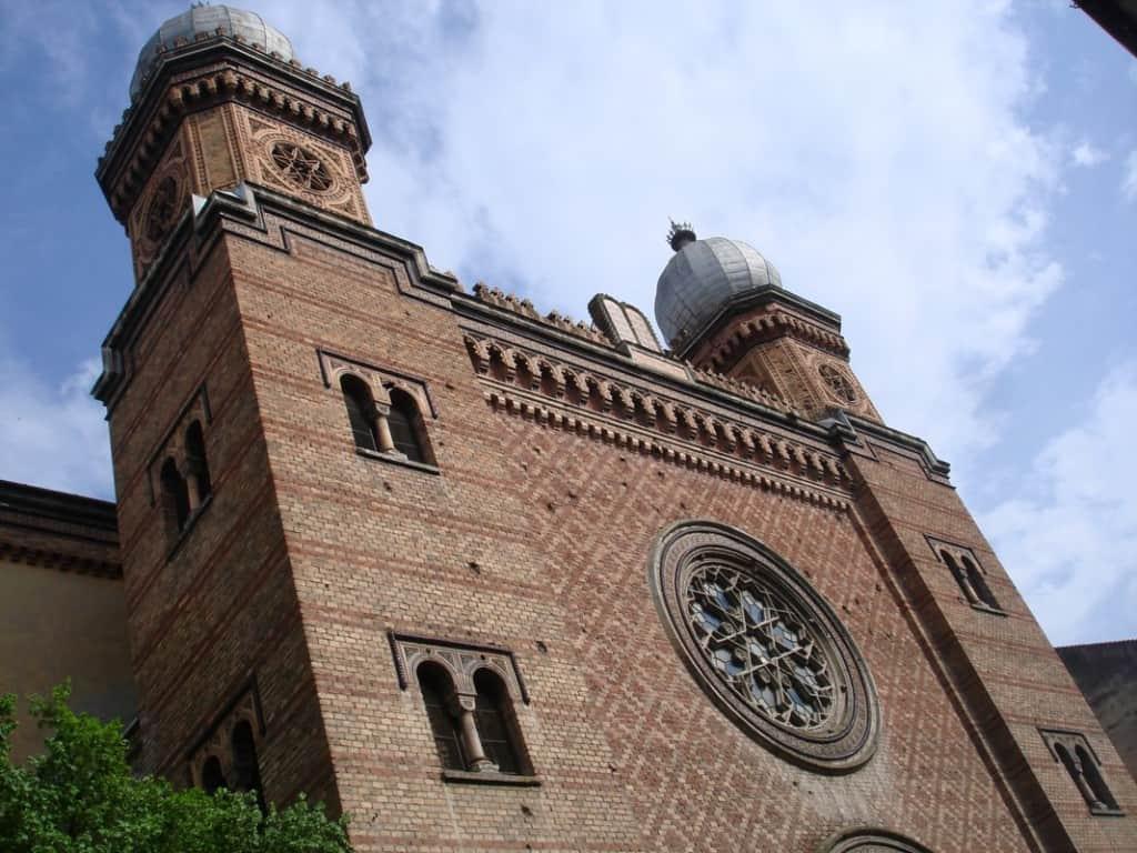 בית הכנסת בטימישווארה (צילום אראלה פלד)