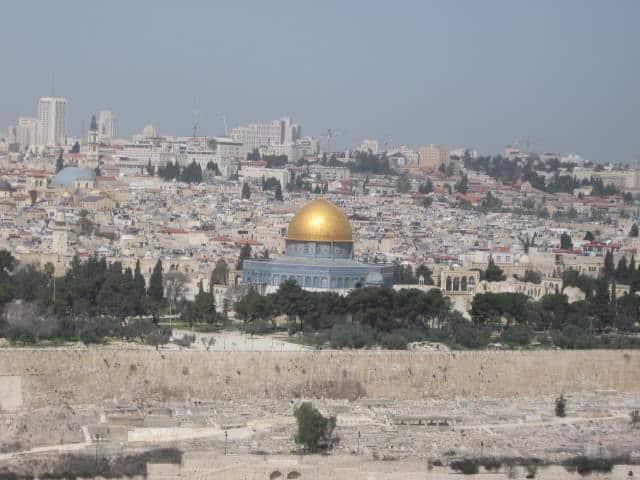 העיר העתיקה-ירושלים (צילום דני בר)