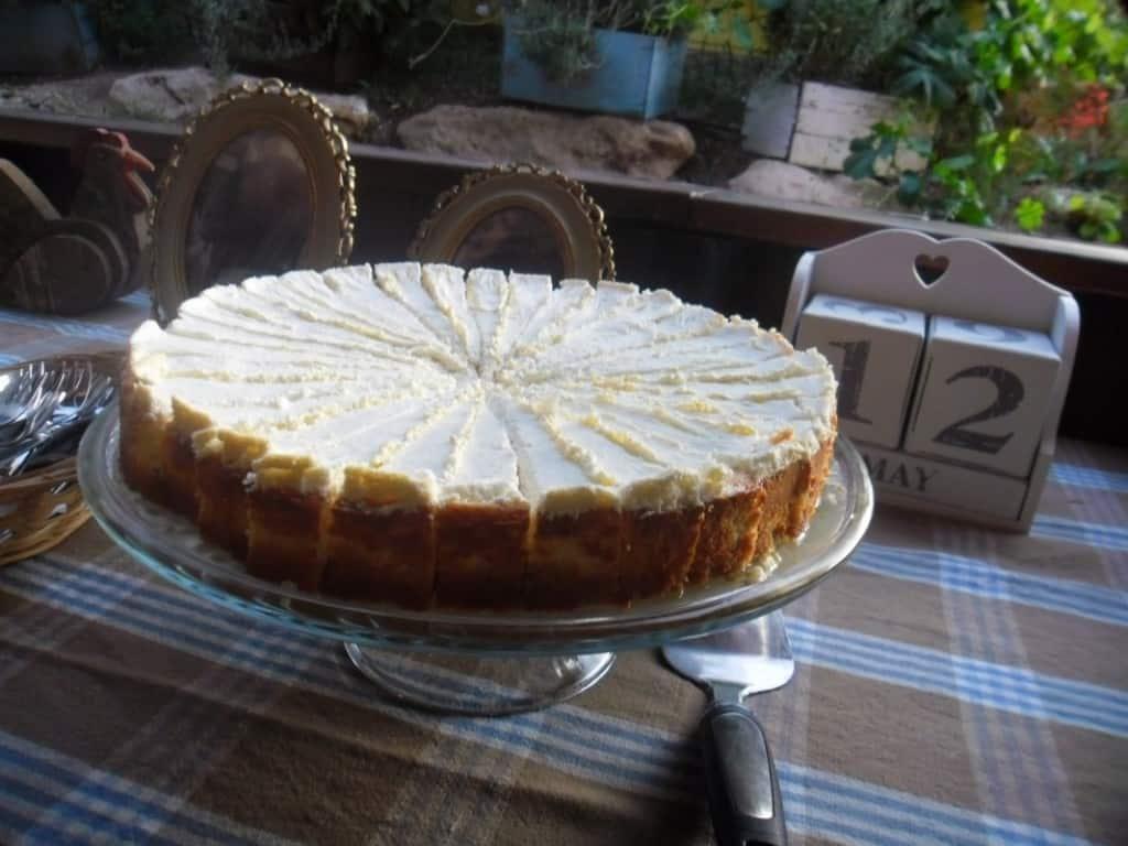 עוגת גבינה (צילום דני בר)
