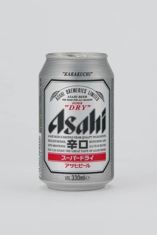 בירה אסהי (צילום אסף לוי)