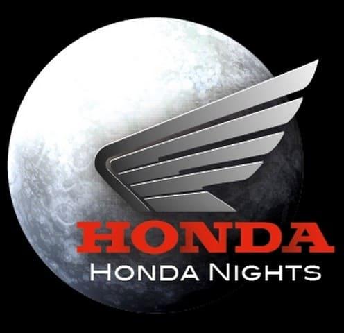 לוגו HONDA NIGHTS
