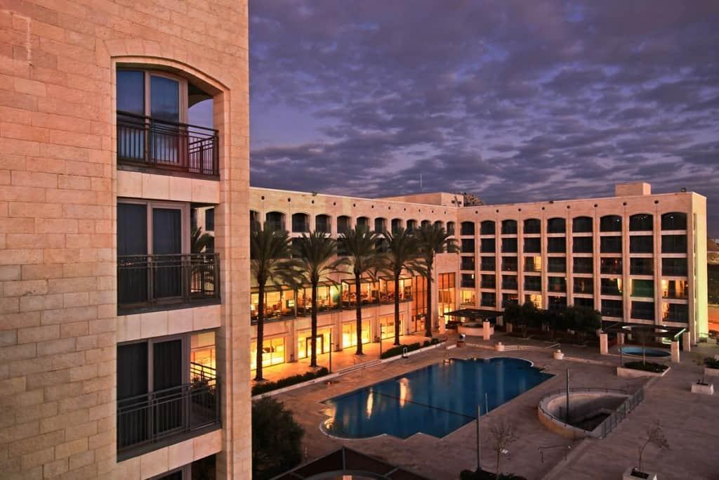 מלון גולדן קראון נצרת (צילום רואי פרסול)