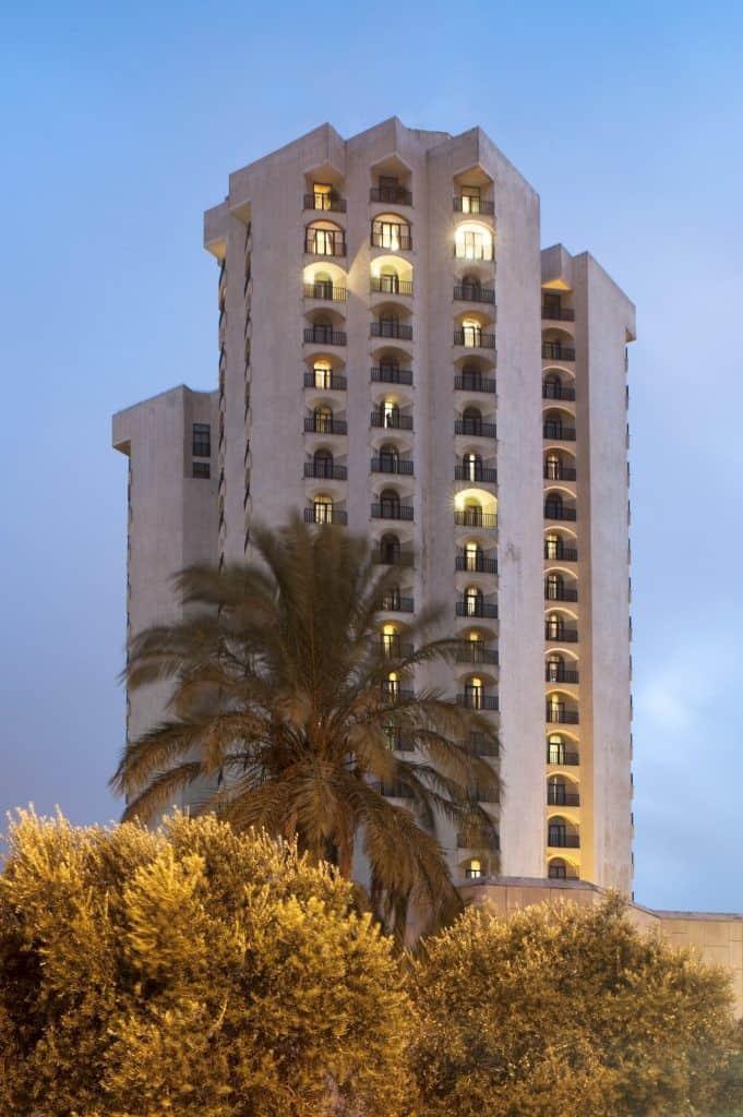 מלון הבוטיק 21stFloor בירושלים (צילום רמי סלומון)