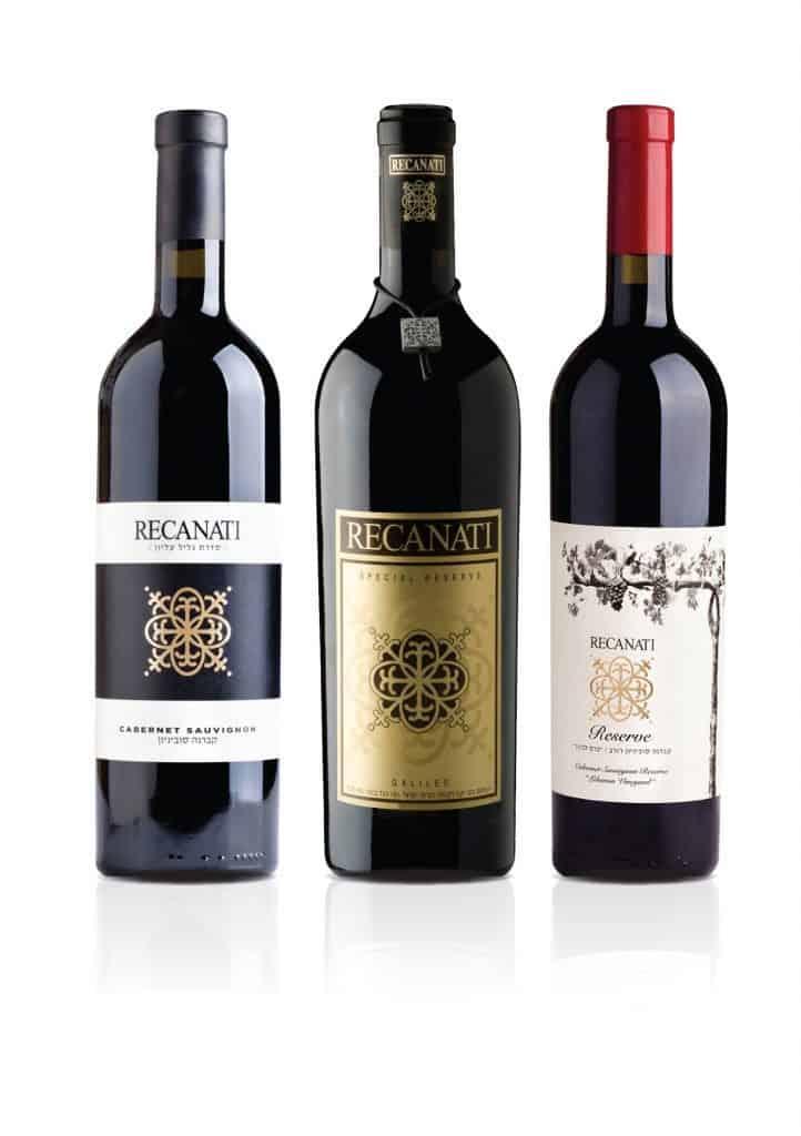 יינות יקבי רקנאטי (צילום בועז לביא ושלמה שהם)
