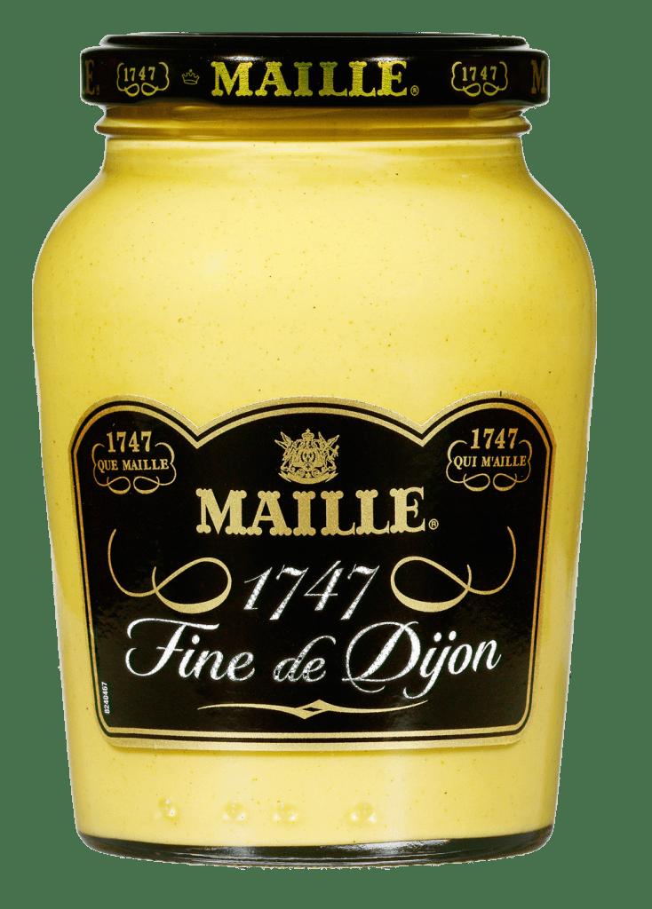 """חרדל דיז'ון של maille (צילום יח""""צ חו""""ל)"""