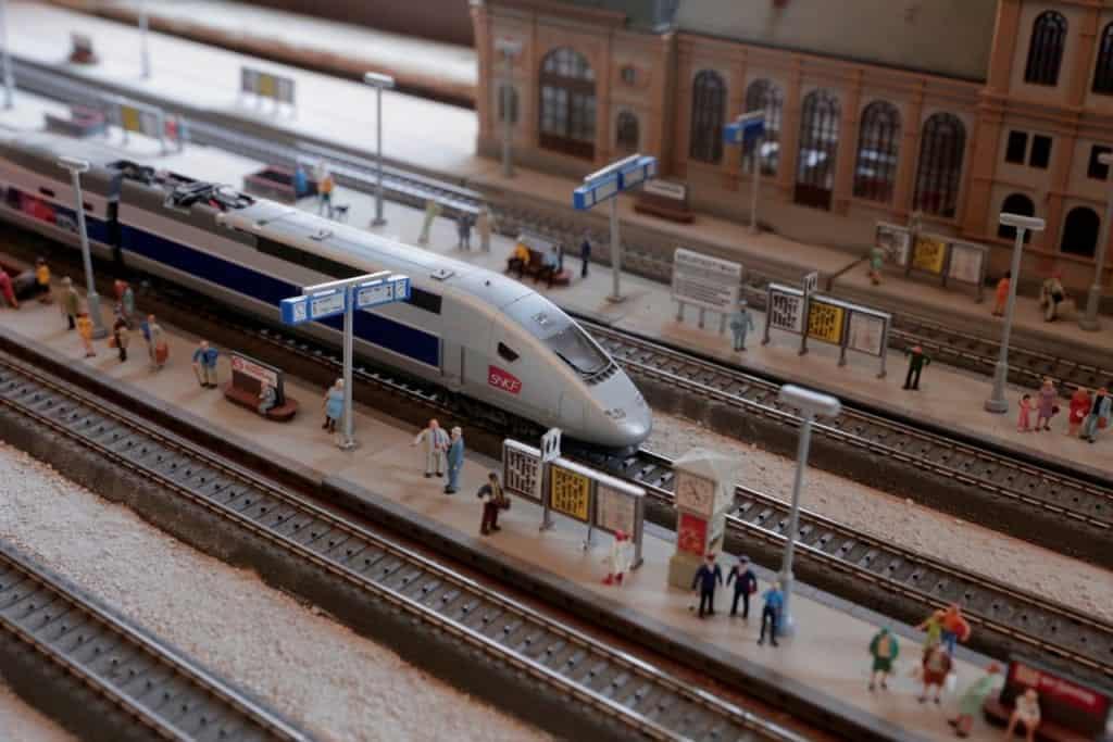 עולם הרכבות (צילום אריק פוטרמן)