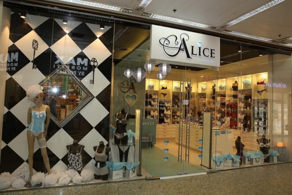 חנות ALICE החדשה בגן העיר (צילום איציק בירן)