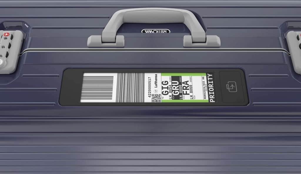 תג מזוודה חדשני