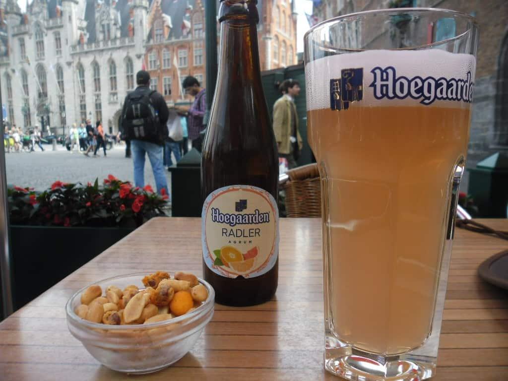 בירה בלגית (צילום דני בר)