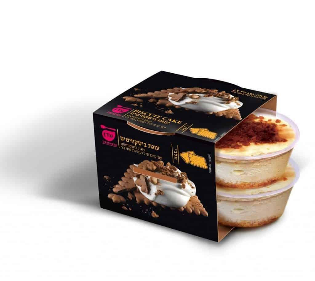 עוגת ביסקוויטים עדן קינוחים (צילום דרור קליש)