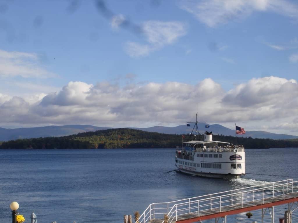 הספינה Mt. Washington (צילום אראלה פלד)