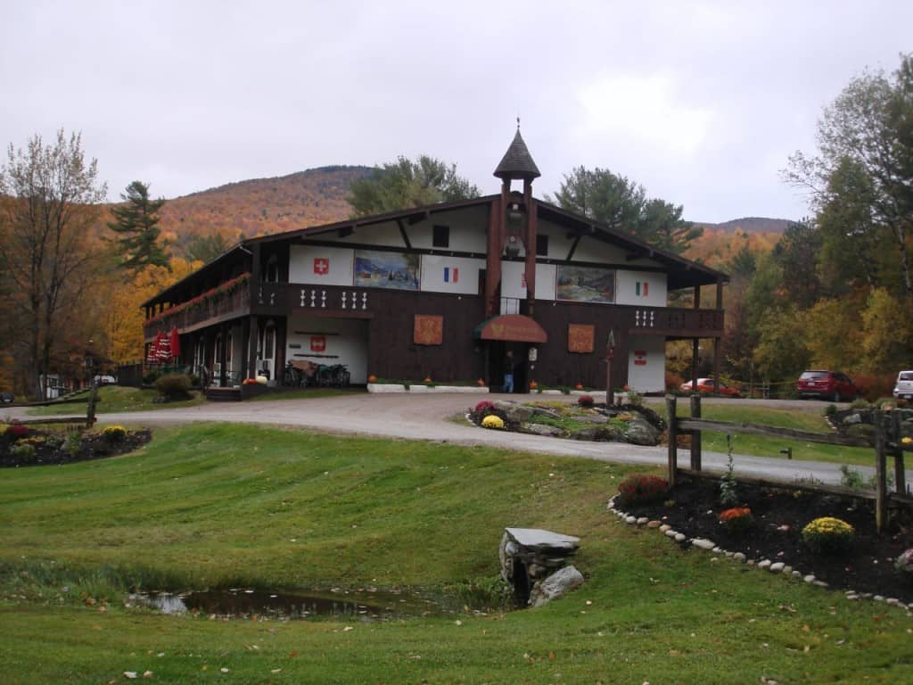 מלון כמו בטירול האוסטרי (צילום אראלה פלד)