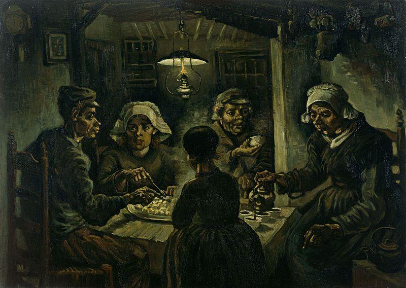 אוכלי הבולבוסים של ואן גוך