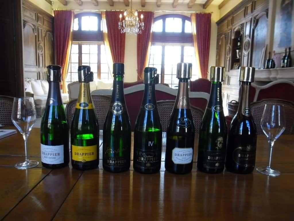 מגוון שמפניה דרפייה (צילום דני בר)