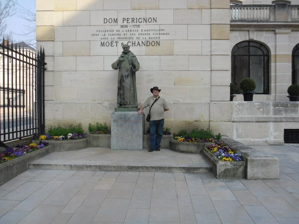 אני ודום פריניון (צילום מימי בן-יוסף)