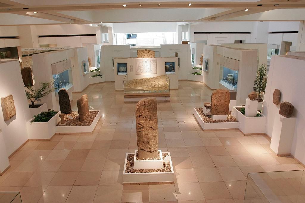 """מוזיאון ארצות המקרא-מראה כללי (צילום יח""""צ)"""