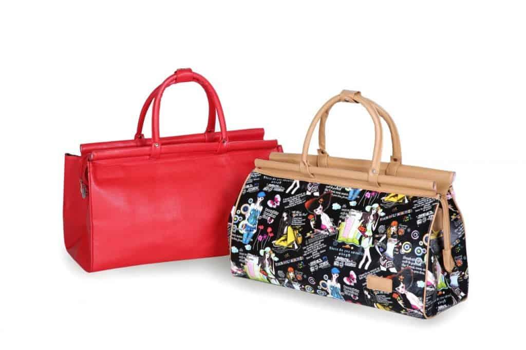 תיקי נסיעות בתיק התיקים (צילום יעל ונעמי)