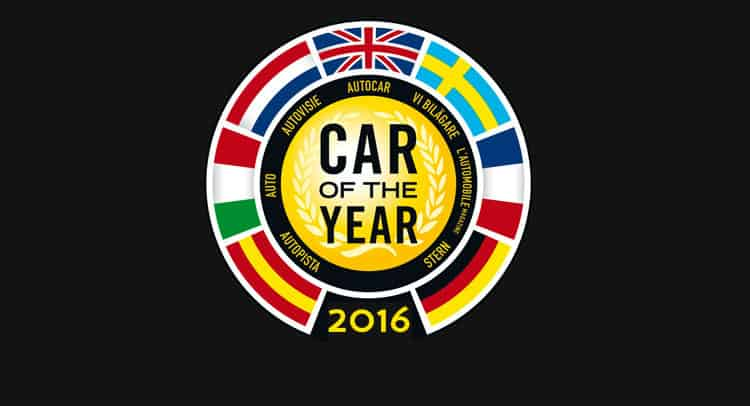 2016 European Car of the Year