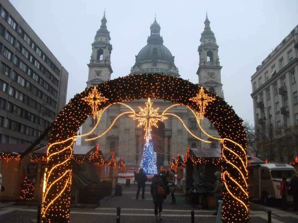 שוק חג המולד (צילום דני בר)