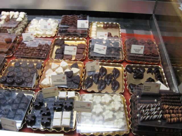 שוקולד ופרלינים (צילום דני בר)