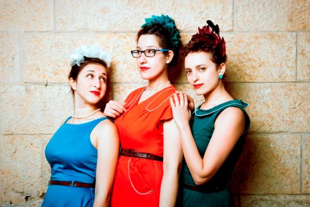 האחיות לוז (צילום תמוז רחמן)
