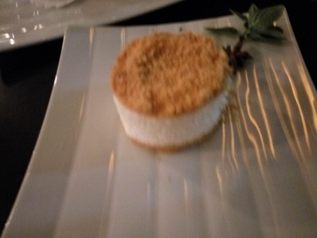 עוגת גבינה ללא סוכר (צילום דני בר)