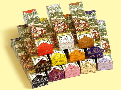 מגוון הסוכריות Anise of Flavigny