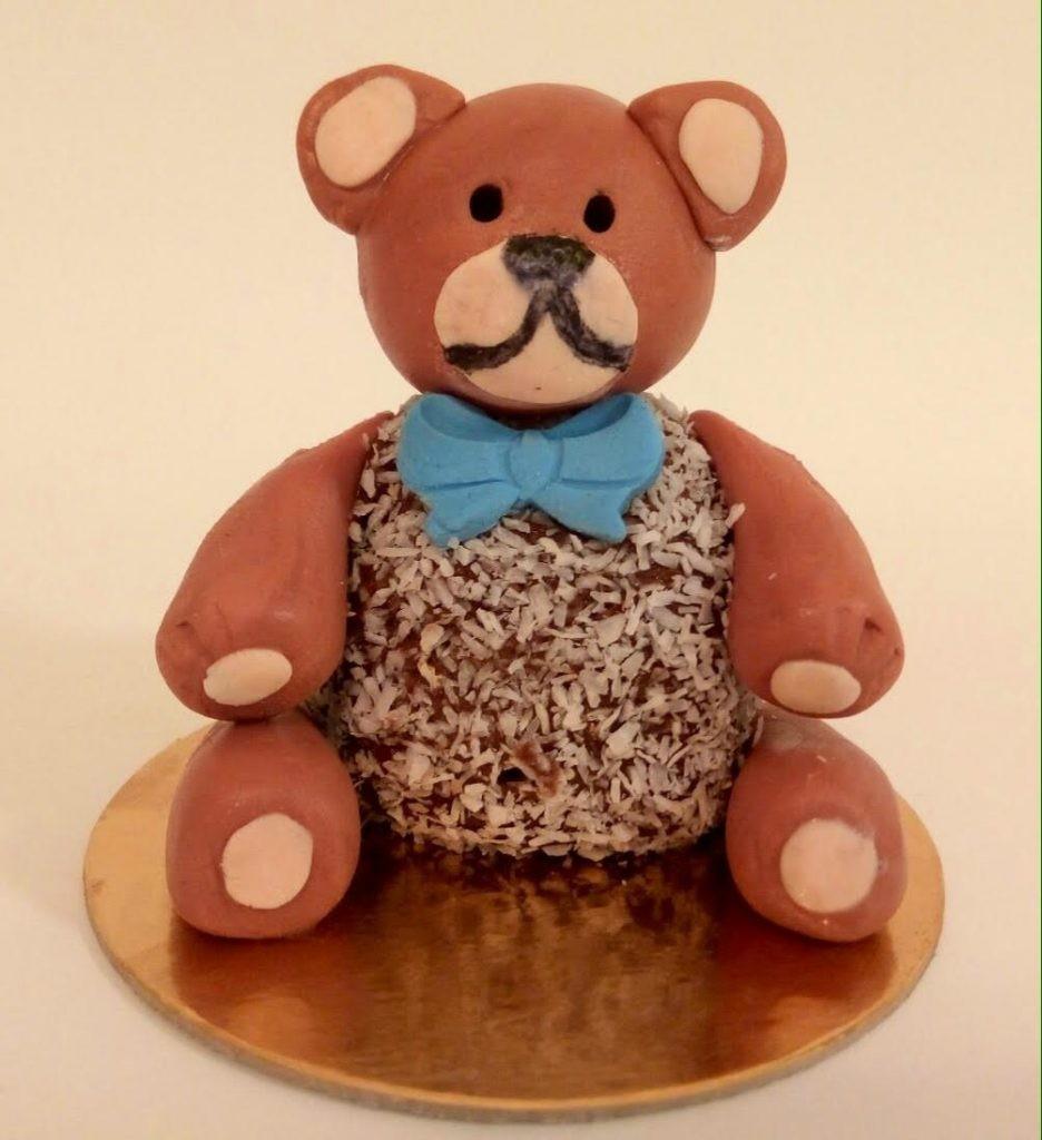 כדור דובי שוקולד (צילום: ליבנת גוטליב)
