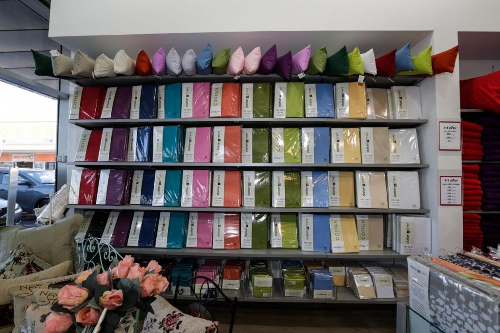 """מצעים המגוון צבעים- דארלן (צילום יח""""צ)"""