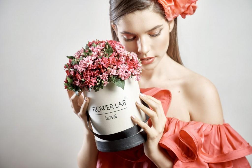 """FlowerLAB (צילום יח""""צ חו""""ל)"""