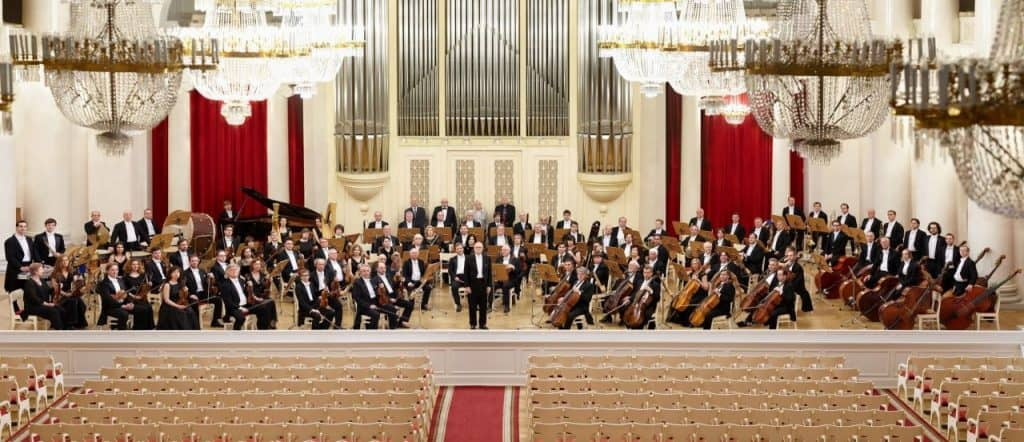 התזמורת הפילהרמונית של סט פטרבורג