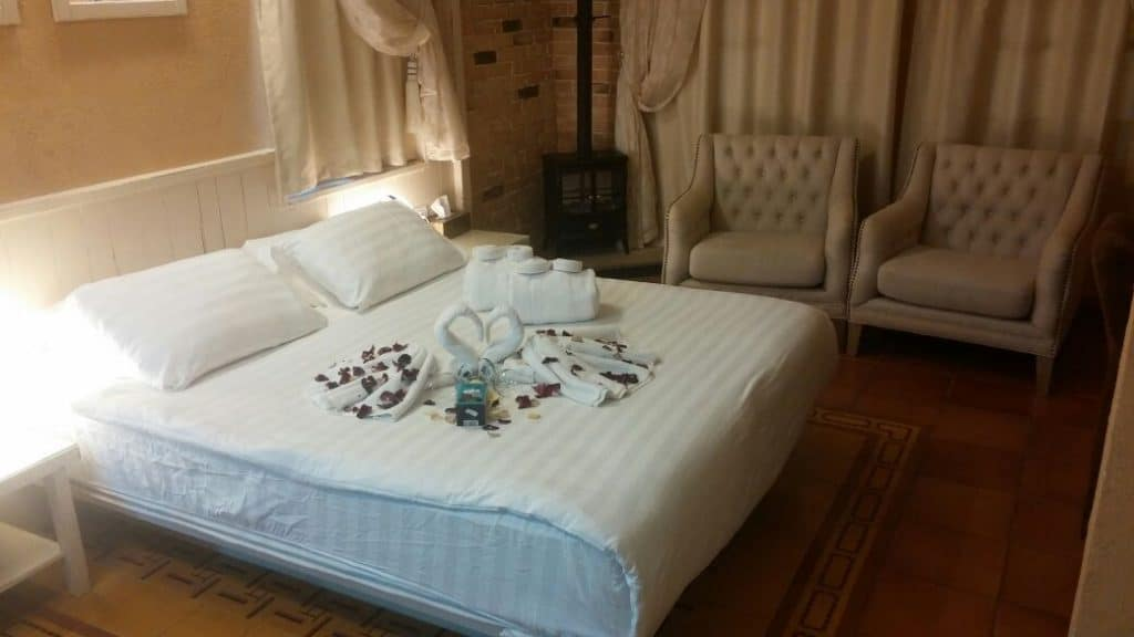 חדר הזודיאק מלון בוטיק הטמפלרס חיפה (צילום אור ודניאל)