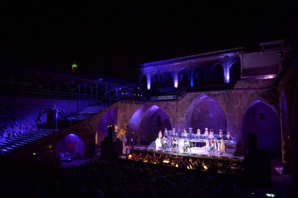פסטיבל האופרה בעכו 2016 (צילים יוסי צבקר)