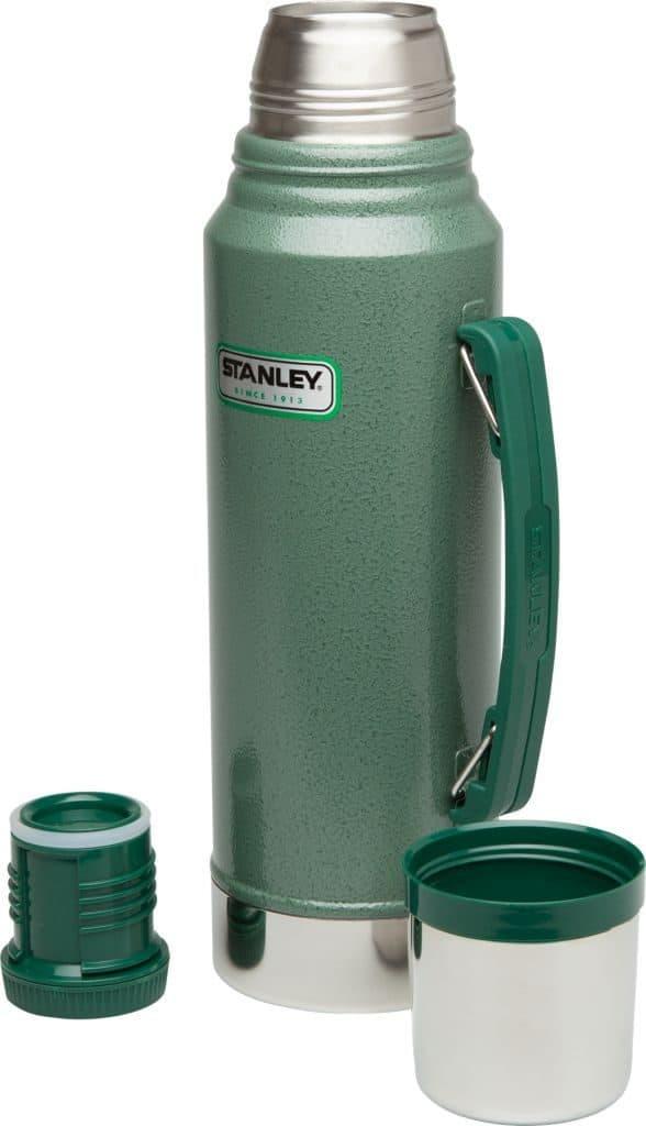 Classic - Vacuum Bottle - 1 1QT - Hammertone Green_1