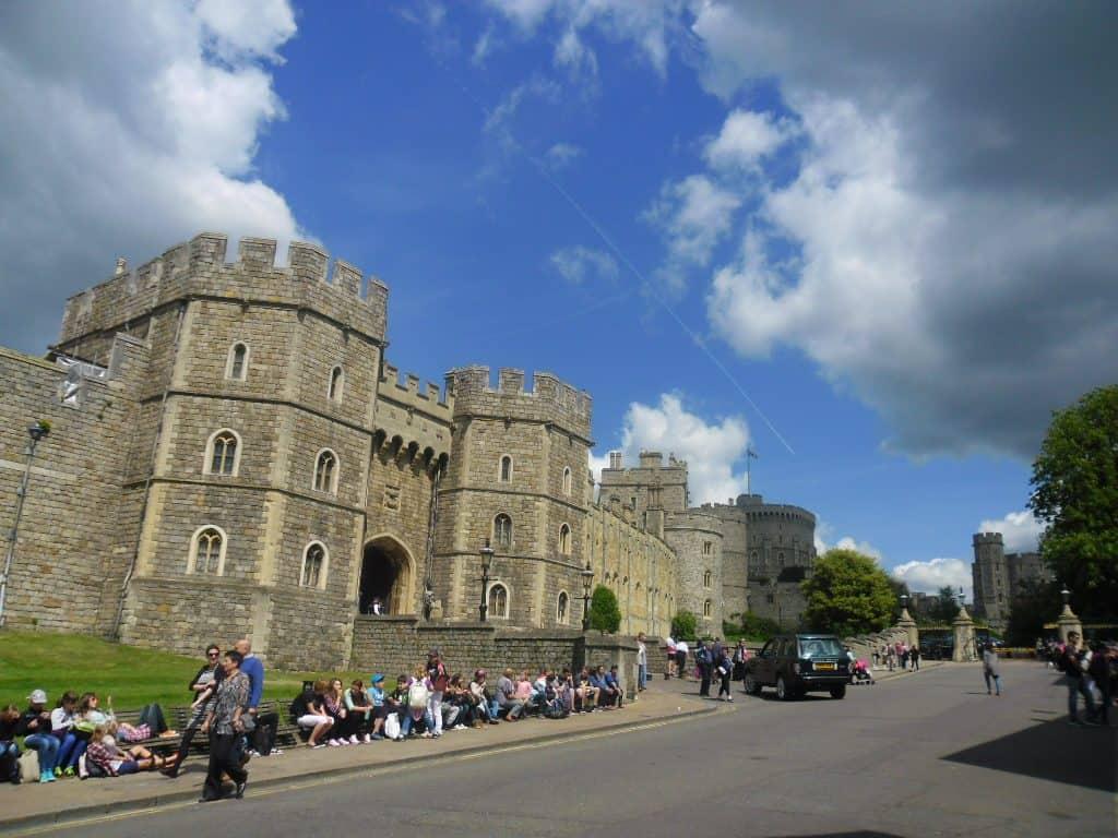 מצודת לונדון (צילום דני בר)